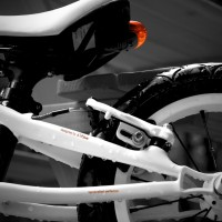 MORES Design Petitpierre - Exclusive carbon Running Bike