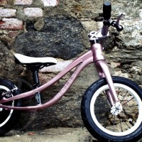 MORES Petitpierre running bike rose